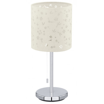 Настольная лампа Eglo 91395, 1xE27x60W