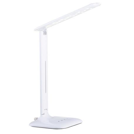 Настольная светодиодная лампа Eglo Caupo 93965, LED 2,9W 3000-6500K 280lm CRI>80, белый, пластик