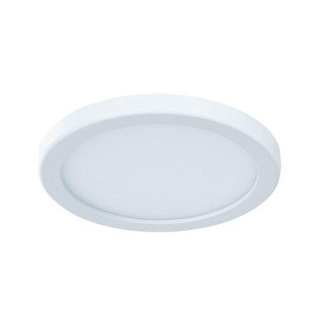 Встраиваемая светодиодная панель Arte Lamp Instyle Mesura A7977PL-1WH, LED 6W 3000K 300lm CRI≥70, белый, металл с пластиком