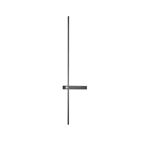 Настенный светодиодный светильник ST Luce Astente SL1589.401.01, IP23, LED 10W 4000K 780lm, черный, металл