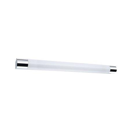 Настенный светодиодный светильник Paulmann Orgon 79713, IP44, LED 10,5W, хром, металл, пластик