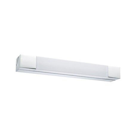 Настенный светодиодный светильник Paulmann Quasar 79714, IP44, LED 7,5W, хром, металл, пластик