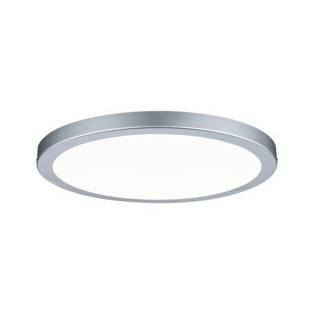 Потолочный светодиодный светильник Paulmann Atria 70934, LED 19W, матовый хром, пластик