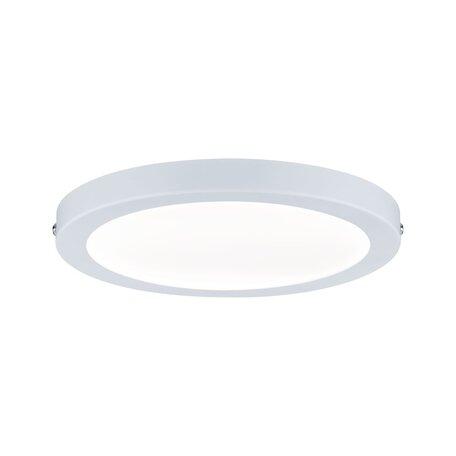 Потолочный светодиодный светильник Paulmann Atria 70937, LED 15W, белый, пластик