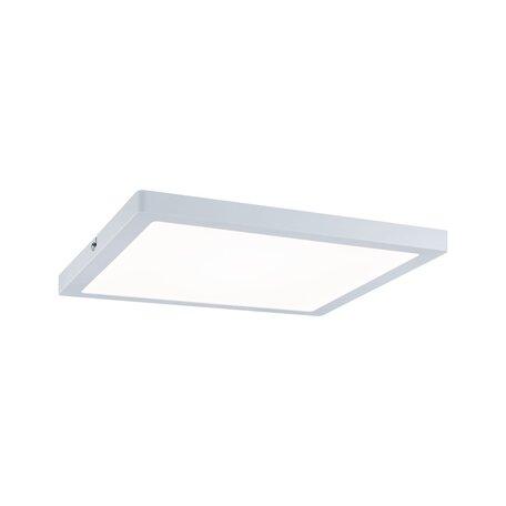 Потолочный светодиодный светильник Paulmann Atria 70939, LED 20W, белый, пластик