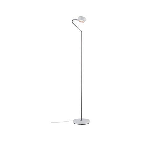 Светодиодный торшер Paulmann Ramos 70920, LED 11W, белый, металл