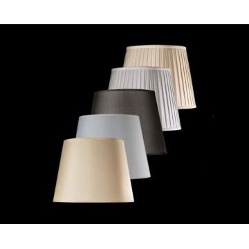 Абажур Newport Абажур к 3101/FL Серебристый гладкий с серебряной (М0055750), серебро, текстиль