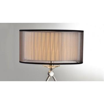 Абажур Newport 1600 Абажур к 1601/T коричневый (М0056897), белый, коричневый, пластик, текстиль