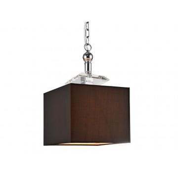 Подвесной светильник Newport 3201/S без абажуров (М0051404), 1xE14x60W, хром, металл со стеклом
