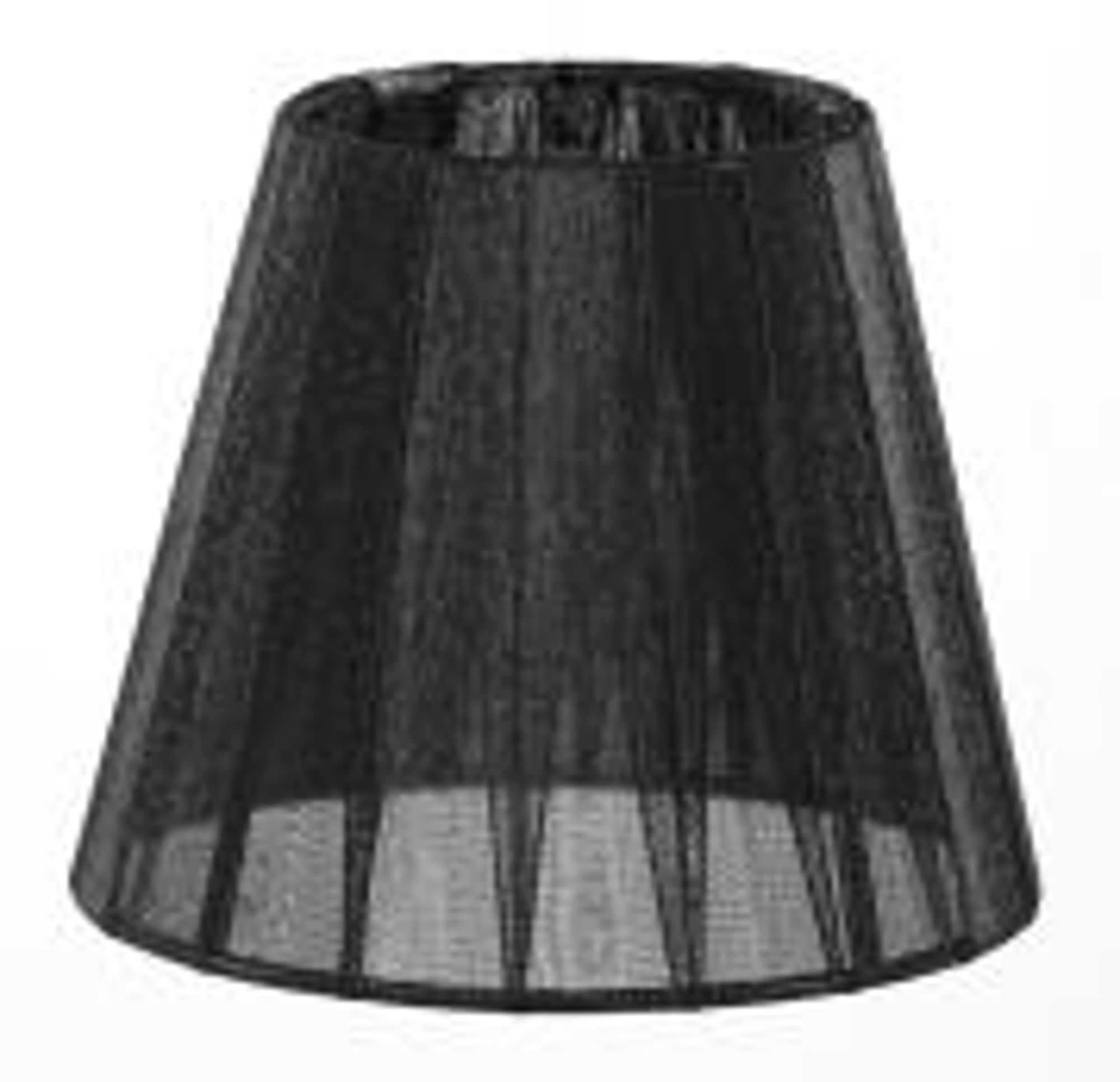 Абажур Maytoni Lampshade LMP-BLACK-130, черный, текстиль - фото 1