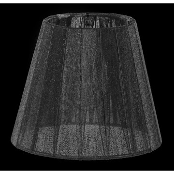 Абажур Maytoni Lampshade LMP-BLACK-130, черный, текстиль - миниатюра 2