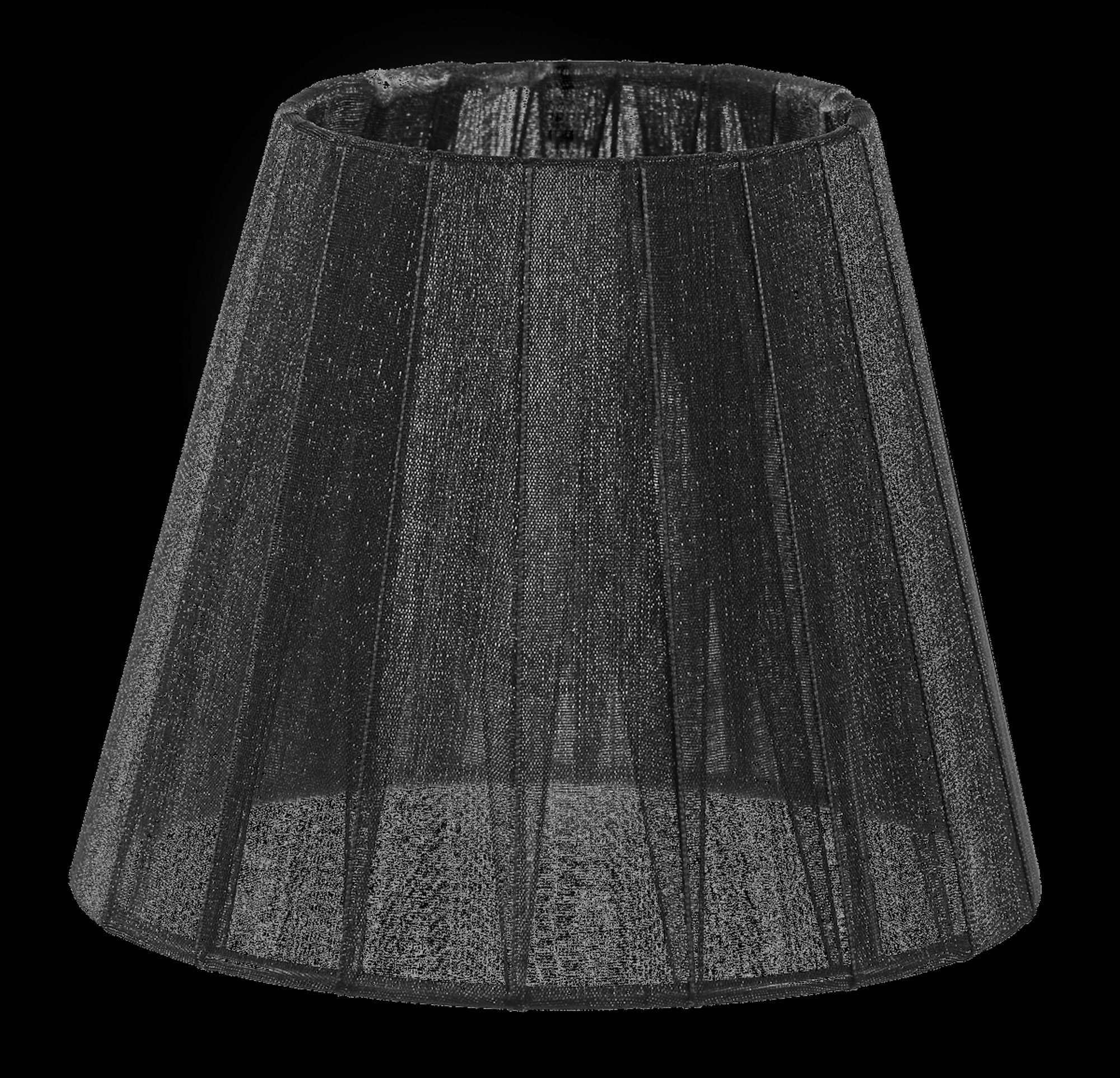 Абажур Maytoni Lampshade LMP-BLACK-130, черный, текстиль - фото 2
