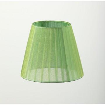 Абажур Maytoni Lampshade LMP-GREEN-130, зеленый, текстиль