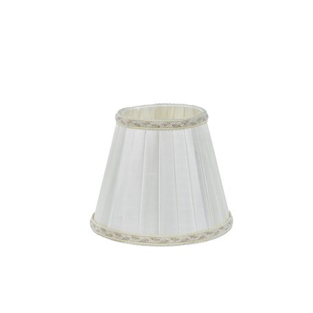 Абажур Maytoni Lampshade LMP-WHITE-326, белый, текстиль