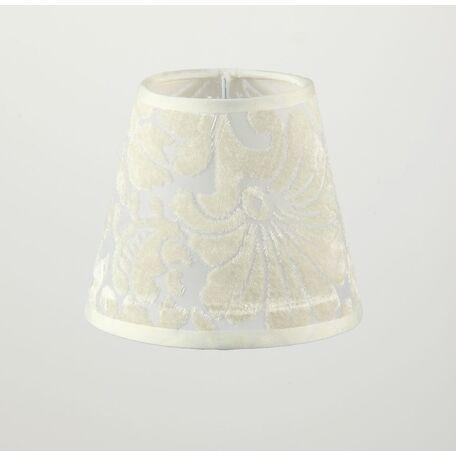 Абажур Maytoni Lampshade LMP-WHITE4-130, белый, текстиль