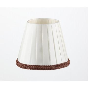 Абажур Maytoni Lampshade LMP-WHITE5-130, белый, текстиль
