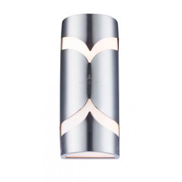 Настенный светильник Maytoni Fifth Avenue S710-25-02-N, никель, металл, пластик