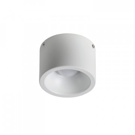 Потолочный светодиодный светильник Favourite Reflector 1991-1C, LED 7W 4000K, белый, металл