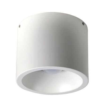 Потолочный светодиодный светильник Favourite Reflector 1993-1C, LED 24W 4000K, белый, металл