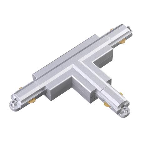 T-образный соединитель для шинопровода Novotech Port 135084, алюминий, пластик