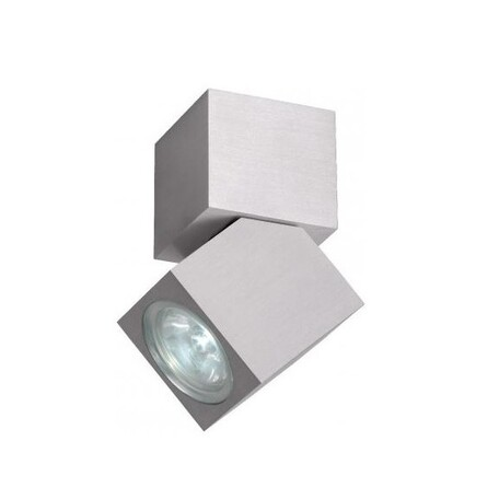 Потолочный светодиодный светильник с регулировкой направления света Lucide Loco 10538/21/12, LED 1W, сталь, металл