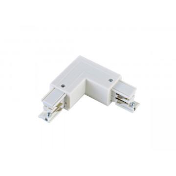 L-образный внутренний соединитель для шинопровода Donolux DL000210LI