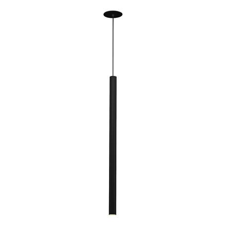 Встраиваемый подвесной светодиодный светильник SLV HELIA 30 158400, LED 3000K, черный, металл