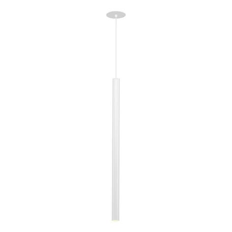 Встраиваемый подвесной светодиодный светильник SLV HELIA 30 158401, LED 3000K, белый, металл