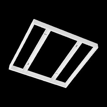 Набор для накладного монтажа светильника Eglo Salobrena 1 61358, белый, металл