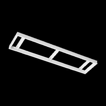 Набор для накладного монтажа светильника Eglo Salobrena 1 61361, белый, металл