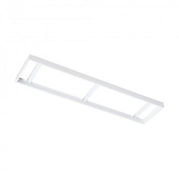 Крепление для накладного монтажа светильника Eglo Salobrena 1 61361, белый, металл