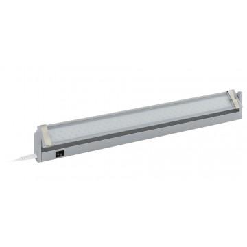Светодиодный светильник для рабочей подсветки Eglo LED Doja 93332, LED 3,6W, серебро, металл, пластик
