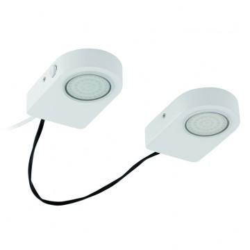 Светодиодный светильник для рабочей подсветки Eglo Lavaio 94515, LED 7,2W, белый, металл, пластик
