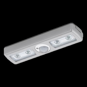 Светодиодный светильник для рабочей подсветки Eglo Baliola 94686, LED 4W, серебро, пластик