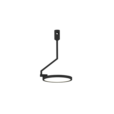 Светильник для магнитной системы Donolux DL20240M15W1 Black
