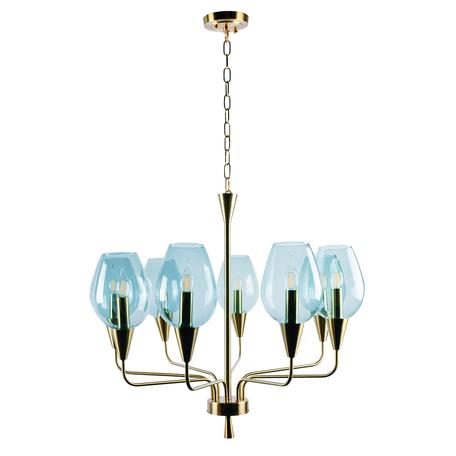 Светильник Loft It Viola 10042/8, 8xE14x40W