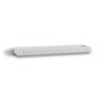 Настенный светодиодный светильник Crystal Lux CLT 028W700 WH 1400/444, LED 20W, 4000K (дневной), белый, металл