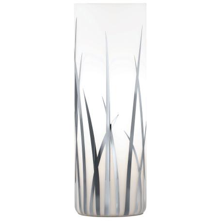 Настольная лампа Eglo Rivato 92743, 1xE27x60W, хром, стекло