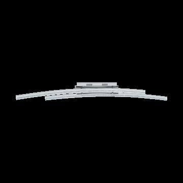 Потолочный светодиодный светильник Eglo Pertini 96092, хром, прозрачный, металл, пластик