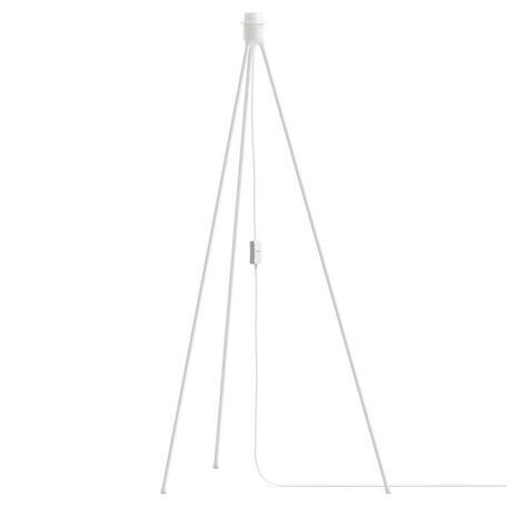 Основание торшера Umage Tripod Floor 4015, 1xE27x15W, белый, металл, пластик, текстиль