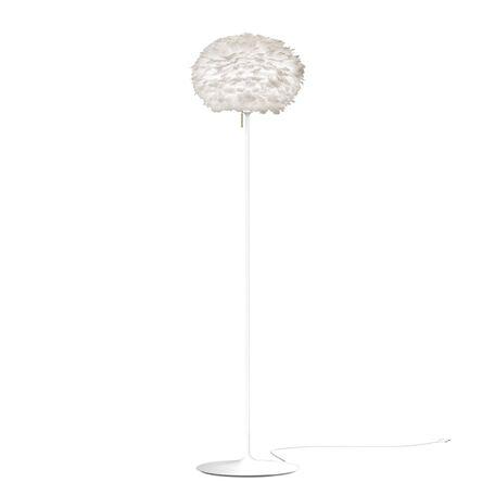 Основание торшера Umage Champagne Floor 4035, 1xE27x15W, белый, дерево, металл, пластик