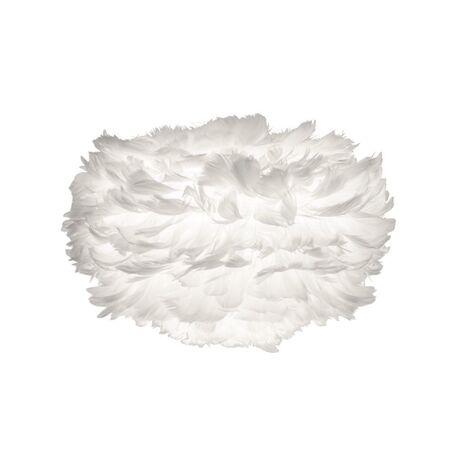 Плафон Umage Eos Mini 2011, белый, бумага/картон, металл, перья