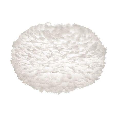 Плафон Umage Eos XL 2012, белый, бумага/картон, металл, перья