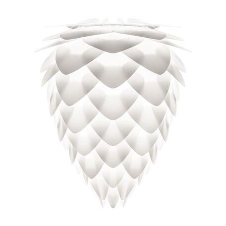 Плафон Umage Conia Medium 2017, белый, пластик