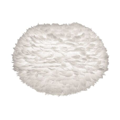 Плафон Umage Eos Large 2042, белый, перья