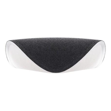 Плафон Umage Sine 2084, белый, серый, пластик, текстиль