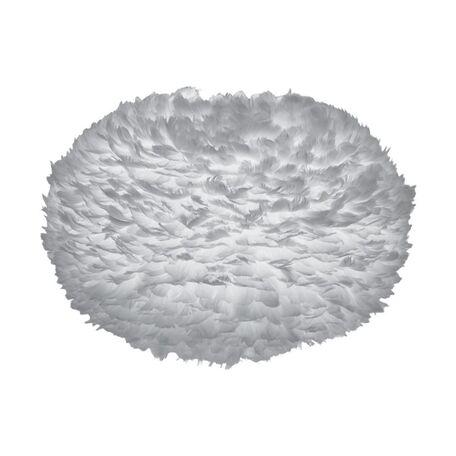 Плафон Umage Eos XL 2086, серый, бумага/картон, металл, перья