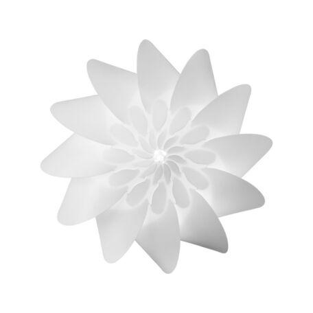 Плафон Umage Alva Medium 2102, белый, пластик