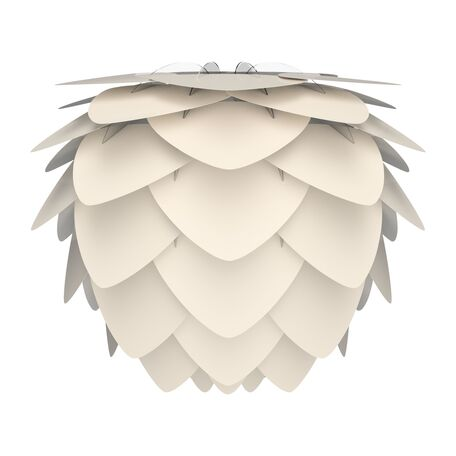 Плафон Umage Aluvia Medium 2127, белый, пластик