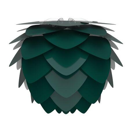 Плафон Umage Aluvia Medium 2131, зеленый, пластик